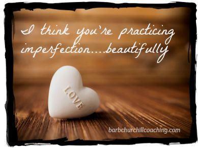 Practice imperfection  The Gift of Imperfection, Brene Brown, Inspirational Quotes, Motivation, Life Coaching, self-help