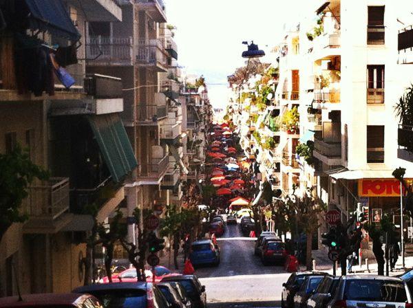 Kallidromiou Str., Athens