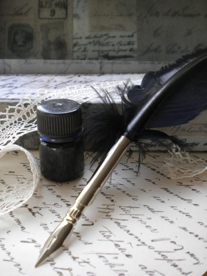 124 Best Old Writing Images On Pinterest Feathers