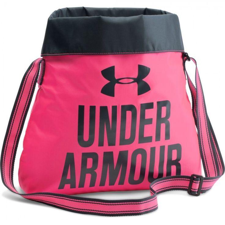 Sportovní dámská taška Under Armour v růžové barvě