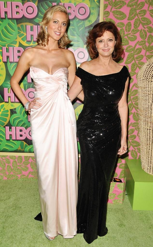 Susan Sarandon & Eva Amurri from Kids as Red Carpet Plus-Ones  The mother-daughter duo opted to be each other's dates for the 2010 Emmys.