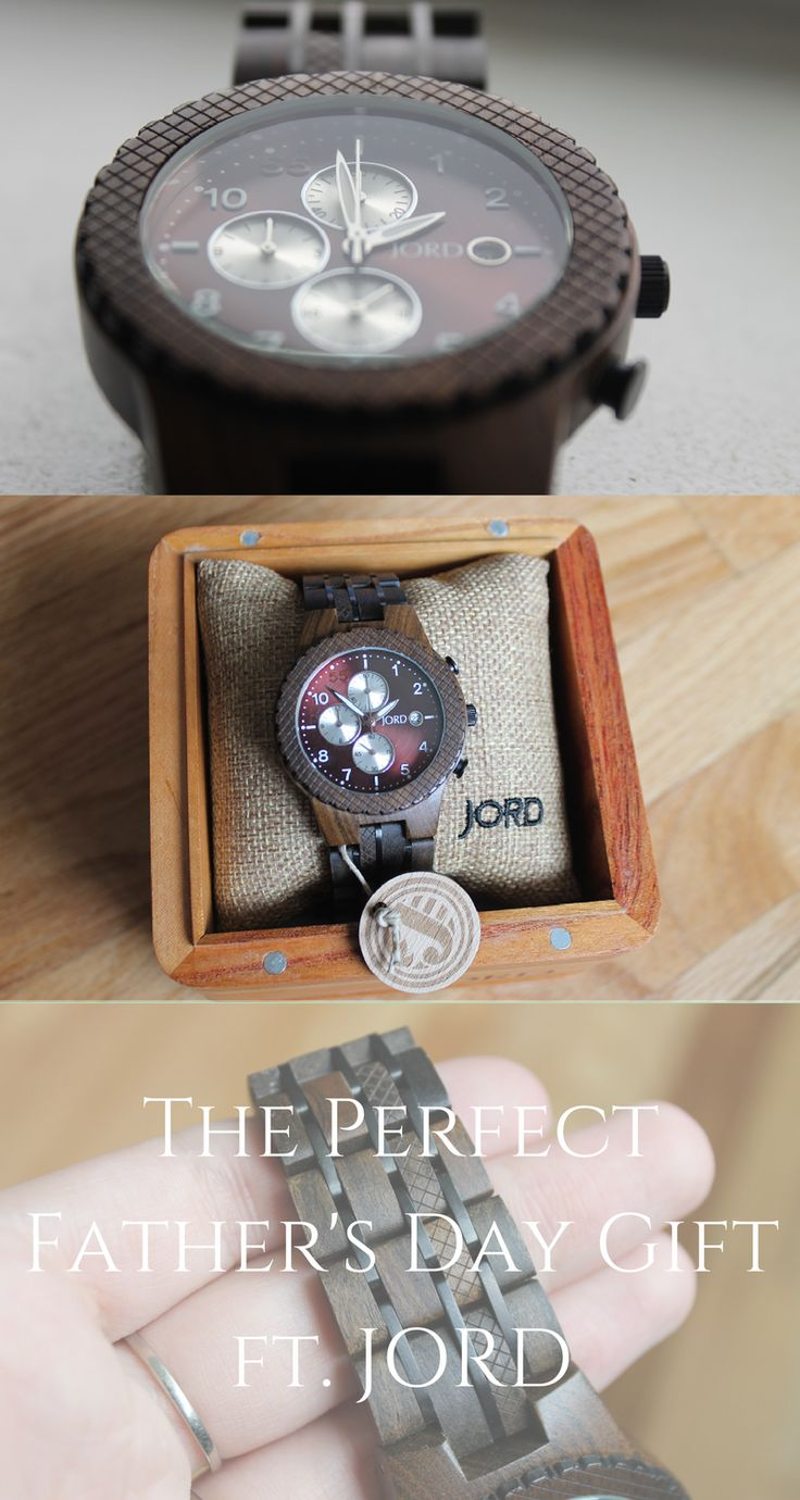 I've partnered with *JORD* wood watches for *Father's Day* to give away a *$100 gift code* to their site. *Everyone wins* in this giveaway because just by entering, you receive a *$25 gift code*! :) These watches are super classy! Oh, and they have watches for both HIM and HER. http://prettyloved.com/perfect-fathers-day-gift-ft-jord-watches-giveaway/ (scheduled via http://www.tailwindapp.com?utm_source=pinterest&utm_medium=twpin&utm_content=post177772447&utm_campaign=scheduler_attribution)