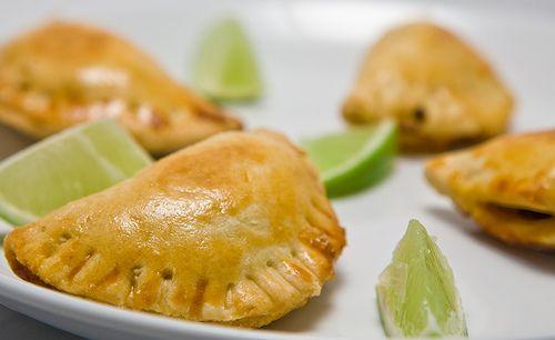 Que Cocinare Hoy? Mis Recetas Favoritas del Libro de Recetas Nicolini: Empanadas- Pag.43- Entradas