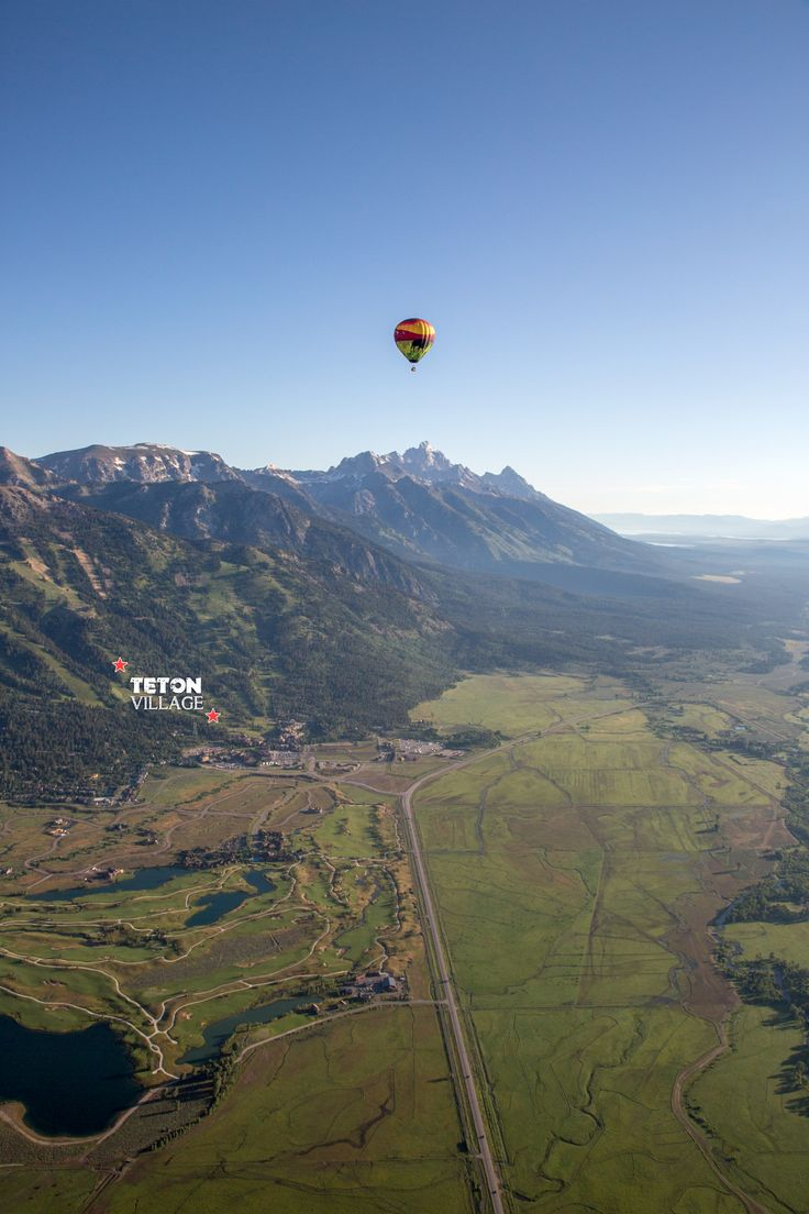 A Flight to Remember and an Evening of Culinary Magic in Teton Village ♥