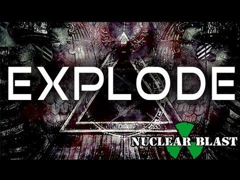 DEATHSTARS - Explode (OFFICIAL LYRIC VIDEO)