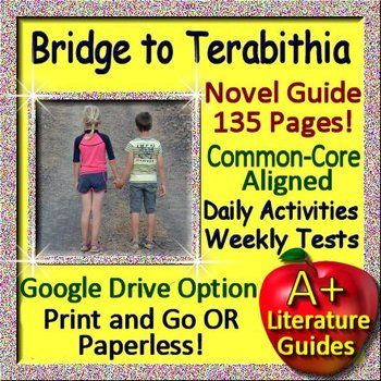 bridge to terabithia study notes Home → sparknotes → literature study guides → bridge to terabithia → study questions plot overview + summary & analysis chapter 1: jesse oliver aarons, jr chapter 2: leslie burke chapter 3: the fastest kid in the bridge to terabithia is a tribute to the wonder and magic that.