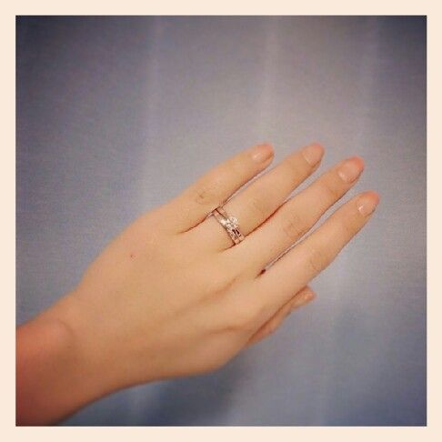 Marriage&Engage ring