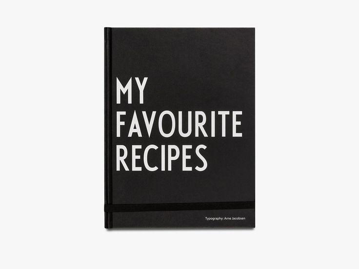 My Favorite Recipes fra Design Letters
