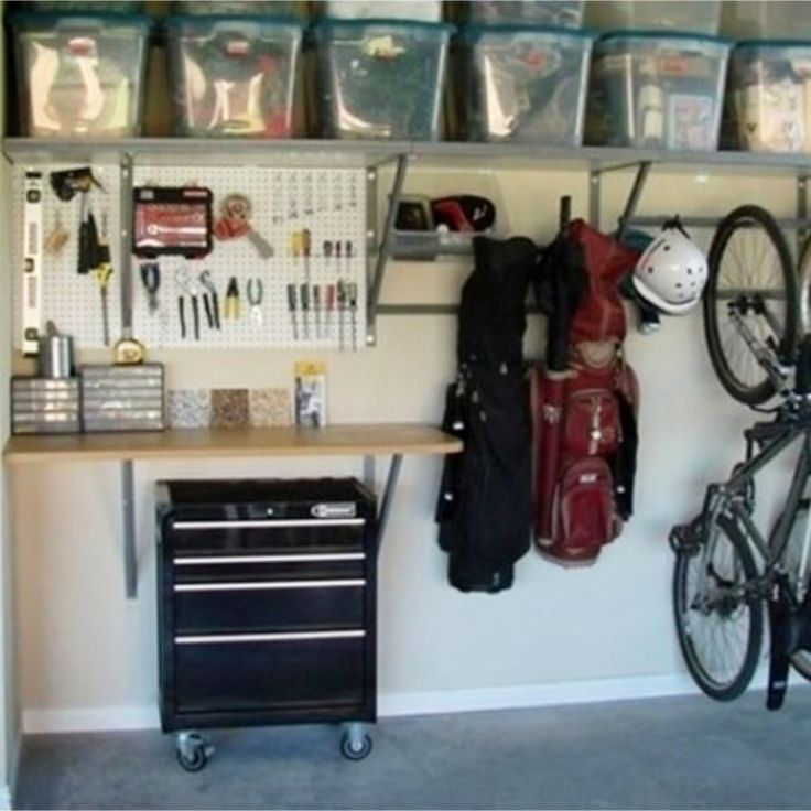 Garage storage ideas DIY #garagestorage #getorganized #garageorganization #organizationideasforthehome #gettingorganized #springcleaning #budgetfriendly #organizingideas
