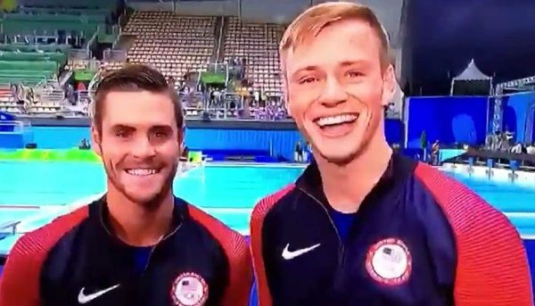"""""""Identity is in Christ..."""" 2016 Rio Olympic Divers David Boudia & Steele Johnson Put Christ First [Video] - World Religion News"""