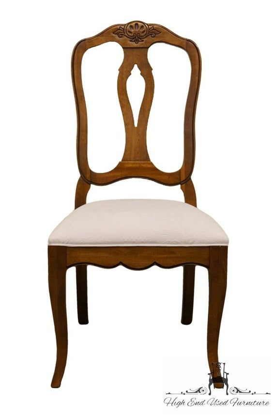 Ethan Allen Country French Collection Dining Side Chair 26 6202 In