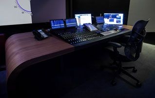 Aka Design Have Both Product Custom Technical Studio Furniture Solutions For Avid S Audio Console Ranges To Fit Your Post Or Recording Project
