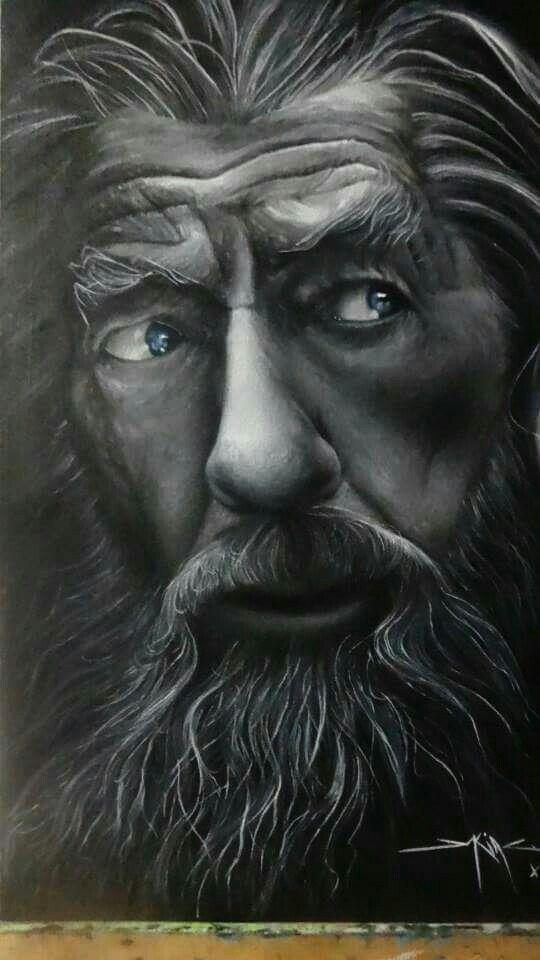 Gandalf - Artist: Daking Y