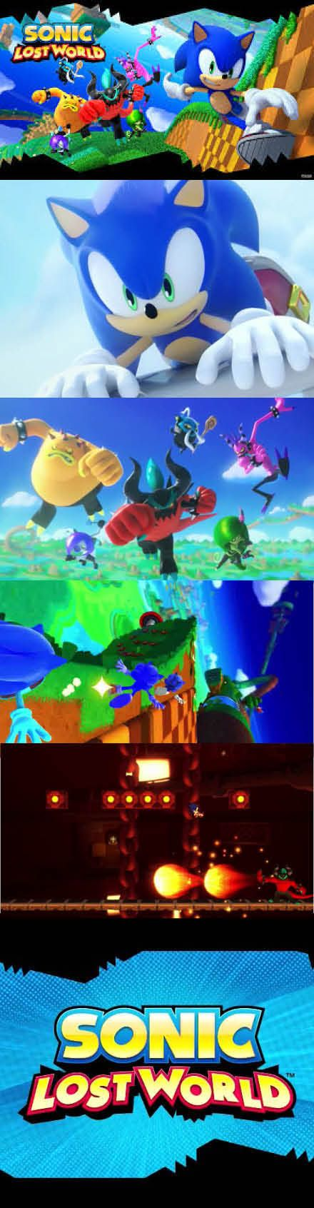 #Sonic Lost World does some good things but it's not classic Sonic! http://www.levelgamingground.com/sonic-lost-worlds-wii-u-review.html