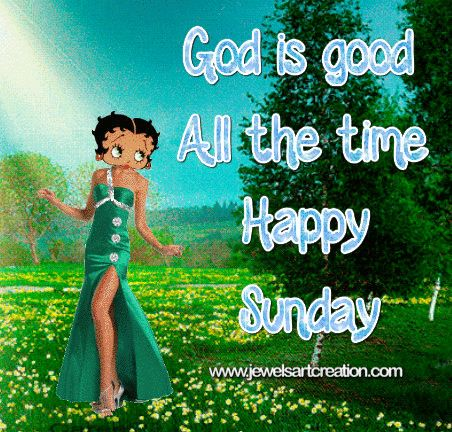 Jewels Art Creation: Happy Sunday
