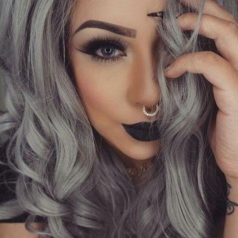 negro gris