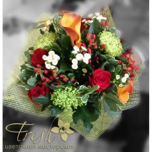 FlowWow! - Ягодка - цветы от всех флористов твоего города