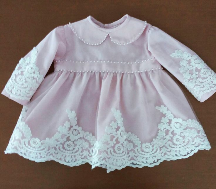 Bebek mevlut elbisesi
