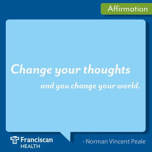 #Change your thoughts and you change your world. - Norman Vincent Peale  #quoteoftheday #motivation #inspirationalquotes #motivational