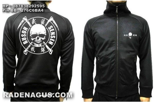 Jaket Crows Zero TFOA A1