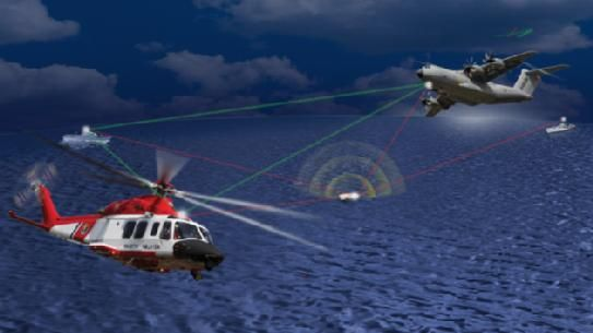 """Today we unveiled our new DF-500 Direction Finder, taking the """"search"""" out of search and rescue."""