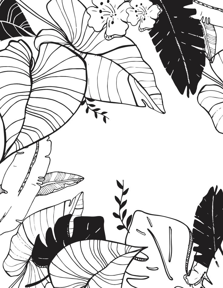 Free Printable Coloring Page 9 From Bloom Daily Planners 85 X 11 Pdf
