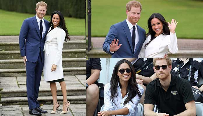 Now couples don't necessarily need to belong from a royal family for getting married in a luxury wedding ceremony; their royal names are enough to make them have this privilege. Couples whose names are Meghan and Harry are eligible for a free luxury wedding if they fulfil certain conditions.