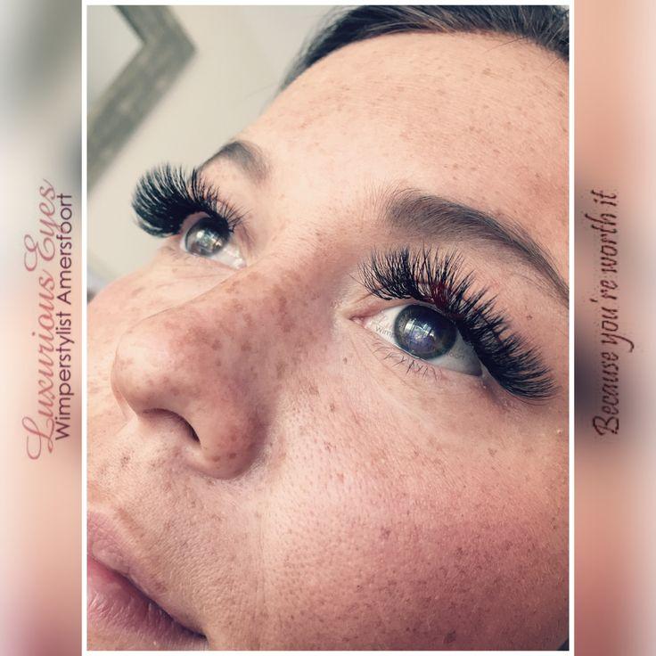 Happy costumer with her lovely eyes. She is wearing the 3D Russian Volume Lashes @luxurious_eyes   #mywork #glamour #3d #customer #amersfoort #monday #lashartist #nice #fresh #lashaddiction #woman #lovely #lashes #newlook #2015 #lash #addiction #lashaddict #fluffy #augustus #dutch #wimperstylist #wimperextensionsamersfoort #wimperextensions #moments #happyness #artist #nomakeup #eyelashextensions #eyelashes