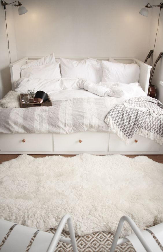 As 25 melhores ideias de camas ikea no pinterest camas - Camas muebles en ikea ...
