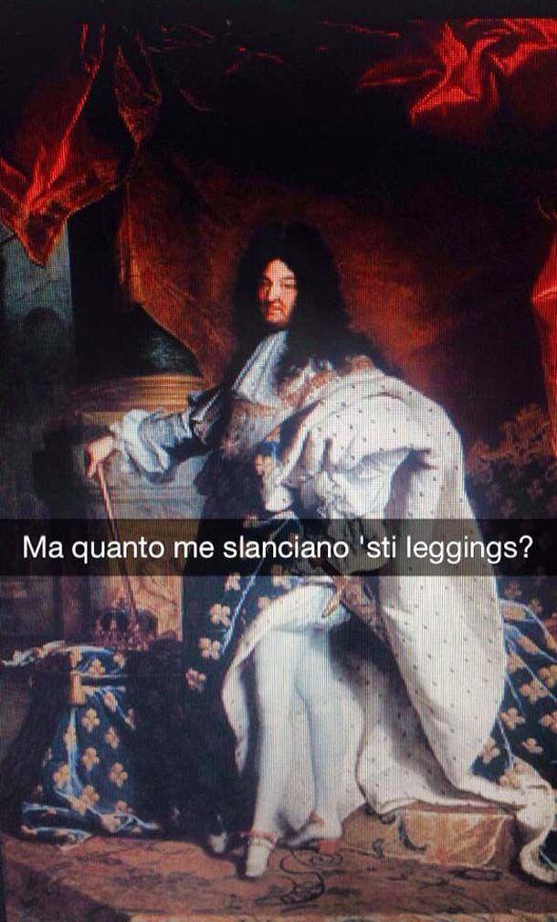 """Da Facebook alla moda! Ecco il salto che hanno fatto i quadri """"visti"""" da Stefano Guerrera, studente di Roma che adesso ha lanciato una collezione di t-shirt isp"""