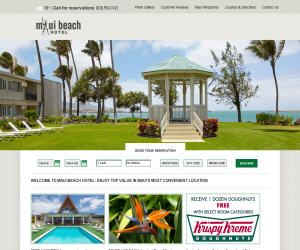 Are you searching for Maui Beach Hotel discount coupons, mauibeachhotel.net promo codes or Maui Beach Hotel vouchers? You are in the right place where you can find mauibeachhotel.net best deals and mauibeachhotel.net coupon codes. Savings in mauibeachhotel.net may be in the form dollars off ($) or percentage off (%). We Update mauibeachhotel.net Coupons daily.