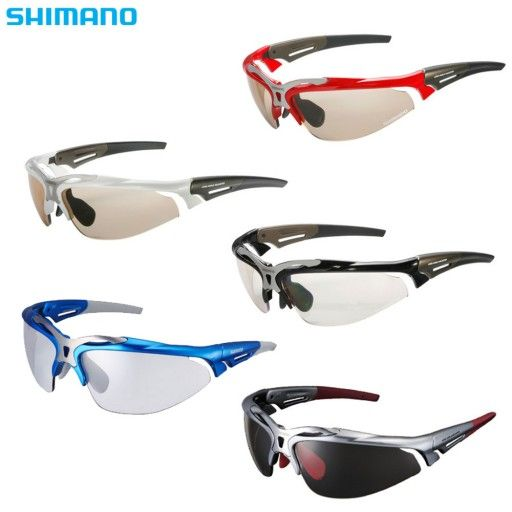 Shimano S70R-PH Photocromatic Glasses