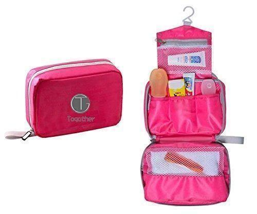 Oferta: 7.65€. Comprar Ofertas de Togather® Tocador portátil bolsa lavado bolsa baño colgante bolso viaje bolso cremallera bolso cajón divisores cosméticos org barato. ¡Mira las ofertas!
