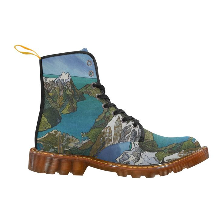 Milford Sound Boots