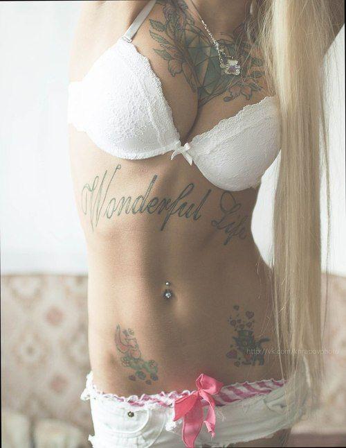 Inked girls: Tattoo Ideas, Ink Girls, Girls Tattoo, Body Art, Tattoo Woman, Tattoo Girls, Life Tattoo, Tattoo Ink, Wonder Life