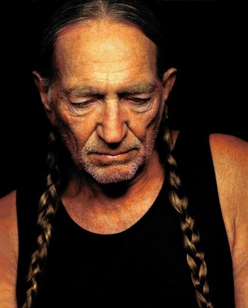 Willie Nelson: Because he always will be my favorite outlaw.