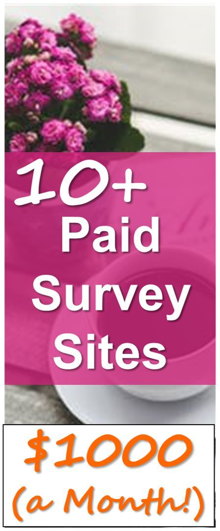 Earn money with these legit paid survey sites - trust me you will love these sites and make some awesome money like I do! I find earning with these paid surveys can be easy and fun while listening to music!