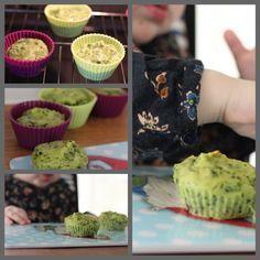 Spinat-Kartoffel-Ei-Muffins #BLW #Baby #kleinkind #fingerfood #schnellegericht #mittag