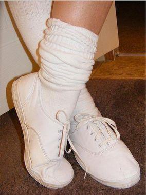 Scrunch Socks