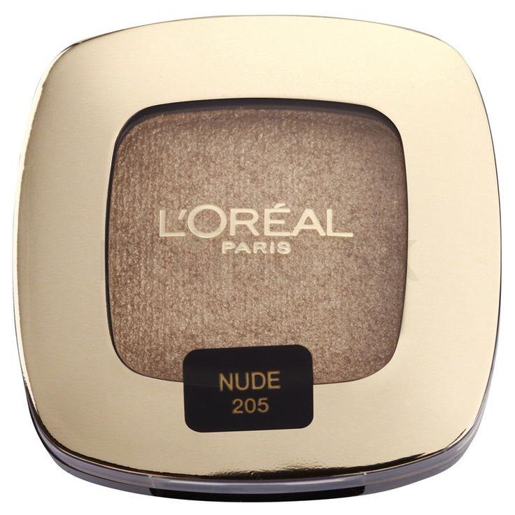 L'Oréal Paris Color Riche L'Ombre Pure očné tiene odtieň 205 Sable Lamé Nude