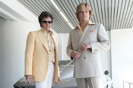 Behind the Candelabra, starring Michael Douglas as Liberace and Matt Damon as his young lover Scott Thorson, is a solid achievement for both HBO and director Steven Soderbergh.
