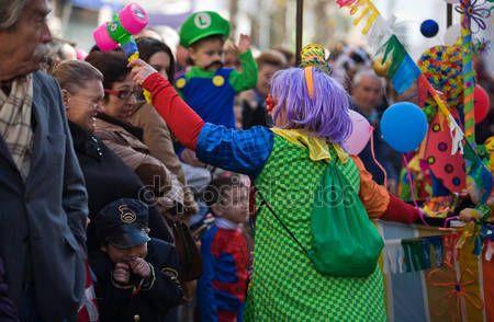 Download - Clown hammer — Stock Image #42320783