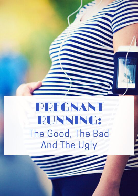 If you're pregnant - or think it might be a possibility some day - you may be wondering if it means your running days are numbered. Fortunately, as long as you were running before you saw that life-changing plus sign, it's most likely fine for you to continue your routine throughout pregnancy. For all you running mamas, we've got the scoop on what to expect when you're expecting. http://www.active.com/running/articles/pregnant-running-the-good-the-bad-and-the-ugly?cmp=17N-PB33-S31-T6---1133