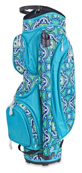 Pacific Splash All For Color Ladies Cart Golf Bag at #lorisgolfshoppe
