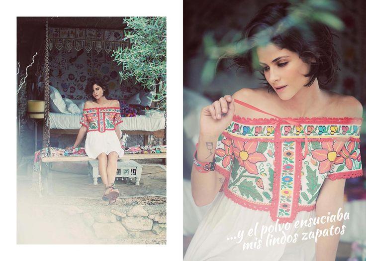 h.preppy huicholita-vestido