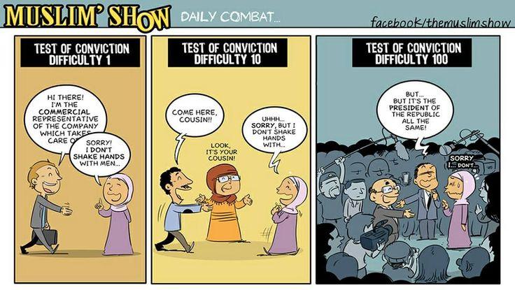 Daily Combat #Muslim Show