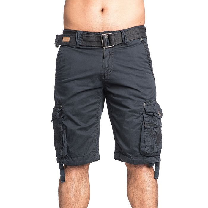 Pánské kraťasy Affliction Satisfaction Cargo   MMA shop - vybavení pro bojové sporty a oblečení   Affliction - dámské a pánské značkové oblečení a doplňky