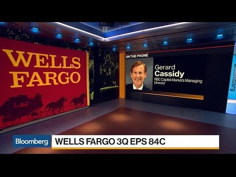 Wells Fargo Lags Banks on Revenue Growth Says Cassidy Bloomberg TV Markets and Finance