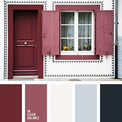 713 best colour inspiration for jewelry and papercrafts images on pinterest - Brown and maroon color scheme ...