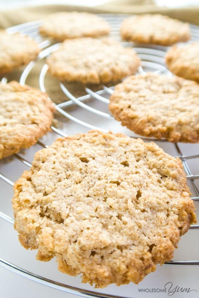 Sugar-Free Chocolate Oat Cookies | Recipe | Sugar free ... |Sugar Free Cookie Recipes